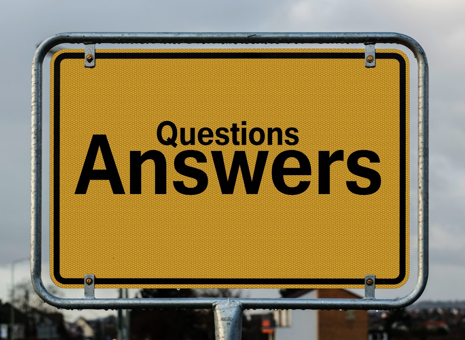 Questions Answers Life Change Stuck